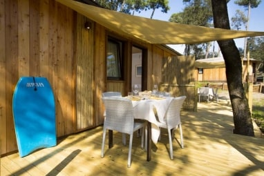 Eco Chalet in Toscana